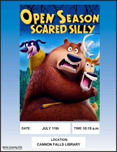 OPEN_SEASON_SCARED_SILLY_poster1