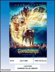 GOOSEBUMPS_poster1